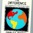 Appreciating the Difference  Donald E. Herdeck   NEW