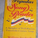 The Popular Song Reader by William E. Studwell (1994)