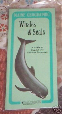 Whales & Seals by Al Kidwell (2003)  NEW