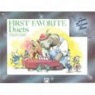 First Favorite Duets (First Favorite Books) Lynn Olson