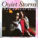 Quiet Storm Memories - Various Artists (CD 1995)