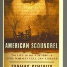 AMERICAN SCOUNDREL - THOMAS KENEALLY - BOUND GALLEY