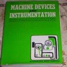 MACHINE DEVICES AND INSTRUMENTATION  NICHOLAS CHIRONIS