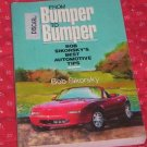 From Bumper to Bumper by Robert Sikorsky (1991)