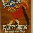 Country Dancing U.S.A. Country Dancing Vol 1-4 NEW (A)