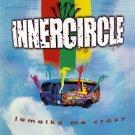 INNER CIRCLE - JAMAIKA ME CRAZY - JAMAICA - REGGAE - CD