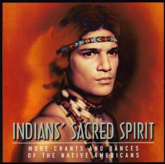 NATIVE AMERICAN INDIAN - SACRED SPIRIT - CHANTS AND DANCES - CD