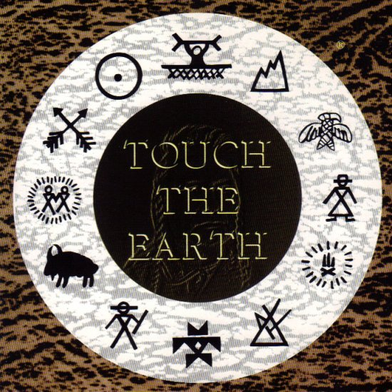 NATIVE AMERICAN INDIAN - TOUCH THE EARTH - BUFFALO THUNDER - WILD PONY - CD
