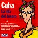 CELESTE MENDOZA - ABELARDO BARROSO - PAULINA ALVAREZ - LA ISLA DEL TESORO - CUBA - CD