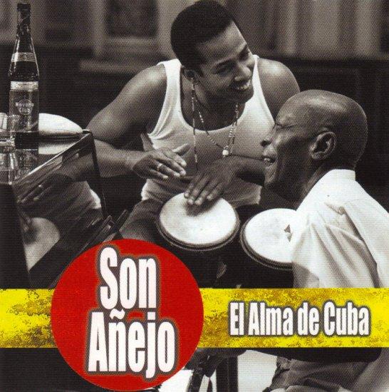 HAVANA CLUB EL RON DE CUBA - SON A�EJO - EL ALMA DE CUBA - 2 CD