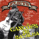 FLICTS - CANCOES DE BATALHA - AMIGOS - BRAZIL PUNK ROCK - BRASIL - CD