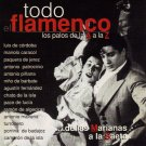 MANOLO CARACOL - PACO DE LUCIA - LUIS DE CORDOBA - BEST OF - SPAIN FLAMENCO - CD