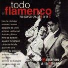 MANOLO CARACOL - PACO DE LUCIA - LUIS DE CORDOBA - BEST OF - SPAIN FLAMENCO - CD