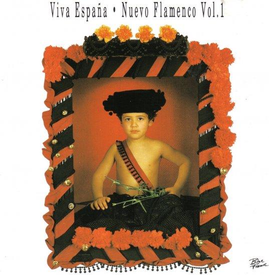 VIVA ESPA�A - NUEVO FLAMENCO - LAILO - RICAO - JALEO - SPAIN - CD
