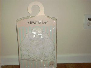 MADAME ALEXANDER PRECIOUS IRISH KNIT SWEATER NEW!