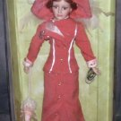 "Collectible Memories MEREDITH Limited Edition Porcelain Doll NRFB 16"" w/stand"
