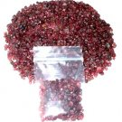 173 pieces rough natural garnet stone. Weight total 38.5 ct.FREE GLOBAL SHIPPING!