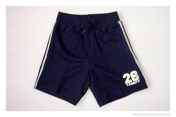 [SALE] 18M Babyboy Carter's Shorts: Number 28 Athletic Varsity