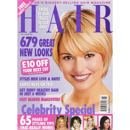 HAIR Magazine (June/July 2003 Issue)