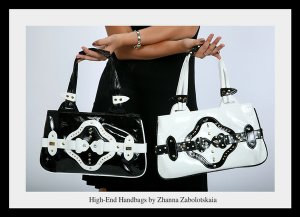 """Carina"" Purse  by Zhanna Zabolotskaia"