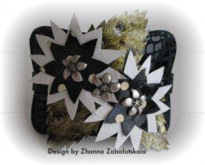 Designer Bracelet 11 by Zhanna Zabolotskaia