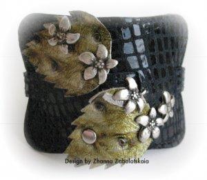 Designer Bracelet 12 by Zhanna Zabolotskaia