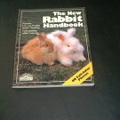 BARRON'S THE NEW RABBIT HANDBOOK EXCELLENT CONDITION FROM 1989