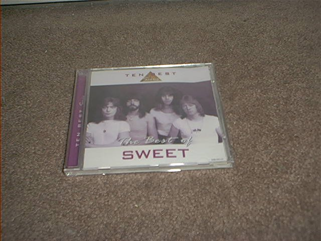 THE BEST OF SWEET CD BRAND NEW