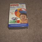 FISHER PRICE ~BABY MOVES~ DEVELOPMENTAL VHS VIDEO ~BRAND NEW!~