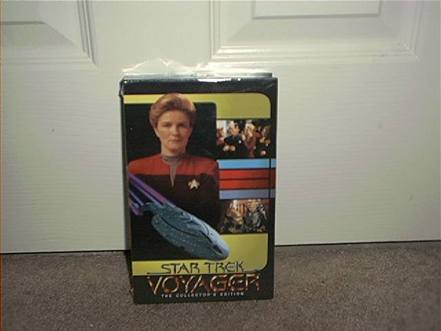 STAR TREK VOYAGER ~THE COLLECTOR'S EDITION!~ VHS ~BRAND NEW IN CASE!~