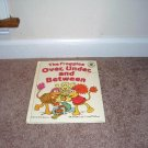 THE FRAGGLES OVER UNDER AND BETWEEN BOOK EXC COND! 1989