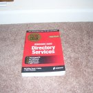 EXAM CRAM WINDOWS 2000 DIRECTORY SERVICES BOOK NEW!