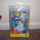 TELE STORY Disney CINDERELLA Storybook Cartridge NEW! 2 STORIES