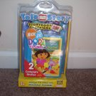 TELE STORY * DORA THE EXPLORER * STORYBOOK CARTRIDGE NEW! 2 STORIES