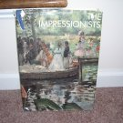 THE IMPRESSIONISTS * ART BOOK * HARDCOVER w/DUSTJACKET 1986 HTF Pierre Courthion