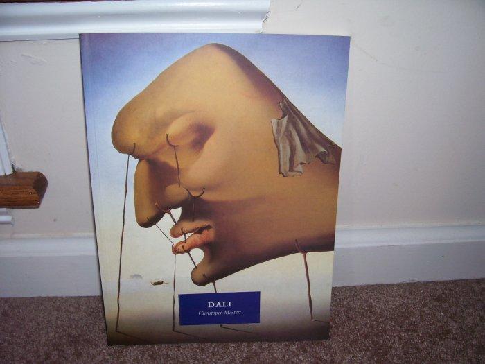 DALI ART BOOK By Christoper Masters EXC COND! 1995 RARE *COLOR PLATES*