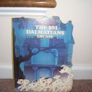 DISNEY THE 101 DALMATIONS ESCAPE BOARD BOOK ~EXCELLENT CONDITION!~ 1988