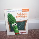 Veggie Tales ARCHIBALD'S OPPOSITES Christian Book CHIK-FIL-A Book LIKE NEW!