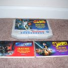 QUIZ WIZ ~ STAR WARS TRILOGY ~ ELECTRONIC GAME MINT CONDITION! RARE 1997
