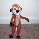 "Disney The Lion King Simba's Pride TIMON Plush EXCELLENT CONDITION! 5 1/2"" SITTING"