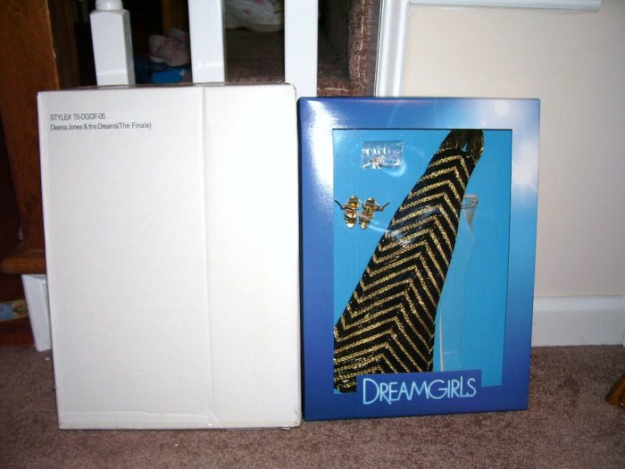 Robert Tonner DREAMGIRLS Deena Jones & the Dreams FINALE OUTFIT NIB LE300!