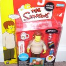 THE SIMPSONS * BRAD GOODMAN INTERACTIVE FIGURE * NEW! 2001