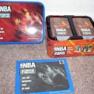 NBA INTERACTIVE TV CARD GAME * MINT IN TIN! * FROM 1998 HTF!