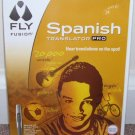 Leap Frog FLY FUSION * SPANISH TRANSLATOR PRO * SOFTWARE * NEW! *