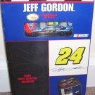 JEFF GORDON * 2008 DAILY DESKTOP BOXED CALENDAR * NEW! w/DIECAST CAR!