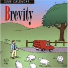 BREVITY * 2008 BOXED DESK COLLECTOR CALENDAR * NEW!
