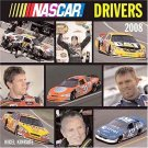 NASCAR DRIVERS 2008 WALL CALENDAR * NEW *