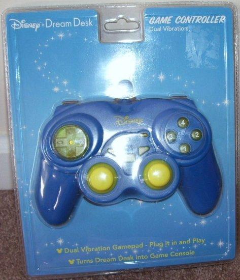 Disney DREAM DESK USB PC GAME CONTROLLER * NEW *