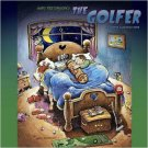 GARY PATTERSON'S * THE GOLFER * 2008 * 16 MONTH WALL CALENDAR! w/MAGNETS