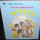 THE LITTLE GOLDEN BOOK OF HYMNS * 1985 * H/C NM COND!